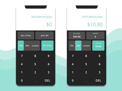 Calculator  004 design calculator calculator ui daily ui