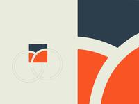 Yokay Landscape Logo Design Grid