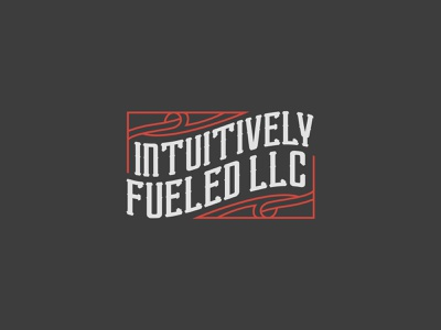 Intuitively Fueled LLC - Business & Consulting Logo Design logo designs khaerulrisky business consulting llc identity logo designer logo branding brand and identity brand agency consulting