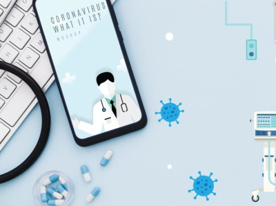 The Post Covid 19 World for Health Tech healthcare mobile development healthcare app development healthcare app