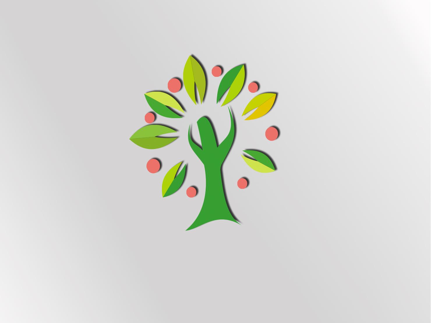 Go Green sore environmental design environment art branding design logodesign illustrator logodaily logo a day logo design logo