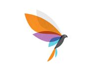 Logo Exploration: Flying Creature 02