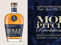 Molly Pitcher's Revolutionary Rye