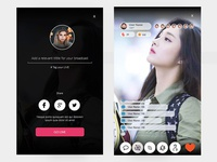 Live Streaming Application