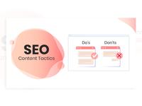 Seo Content Tactics