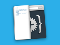 CodeKit Replacement Icon