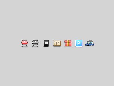 Parking 32px 32px icons