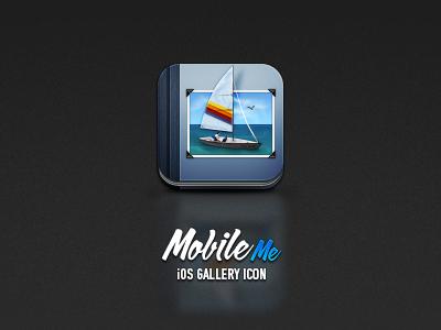 MobileMe Gallery Icon iphone icon