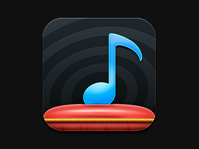 Releases music icon ios pillow