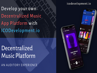 Decetralized Music App Platform app development blockchain app development decentralized music app platform music app platform music app development decentralized dapps development blockchain