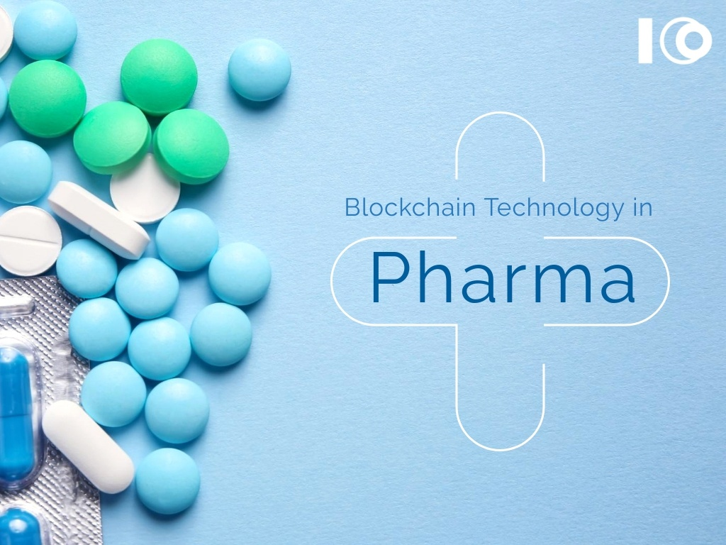 Blockchain pharma
