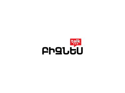 Business Talk Tv Show Logo Design logotypes designer logotype branding vector logos illustrator design show illustration graphicdesign logodesign logo tv show tv
