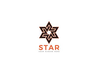 Star Ltd Logo Design designer illustration design illustrator vector branding brand stars logos emblem logotype graphicdesign logo design star logo