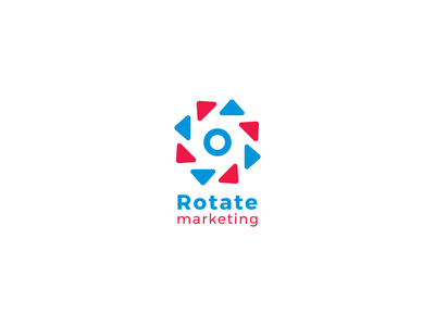 Marketing Company Logo Design marketplace company designer branding logos illustration graphicdesign design illustrator vector icons icon logotype logo marketing