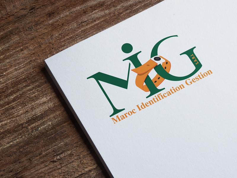 logo MIG graphic design logo designer logodesign vector brand identity adobe illustrator logo illustration design branding