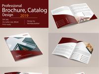 Create Best Brochure, Magazine, Catalog,Booklet Etc