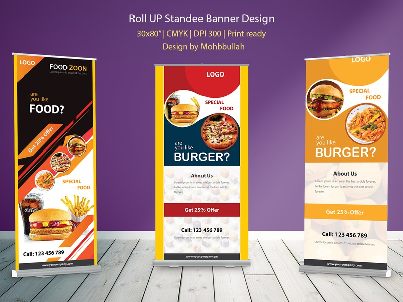 Roll Up Banner Design pop up backdrop print ad banner standee banner trade show roll ups roll up banner roll up