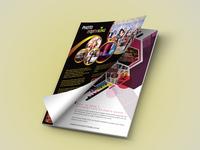 Professional Magazine & Leaflets Design