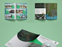 Modern 6 pages Real Estate Brochure Design