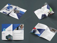 Facial Service Brochure & Catalogue Design