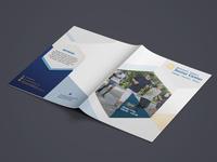 Bifold 4 Pages Brochure Design