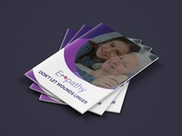 Health Care 8 Pages Brochure Design