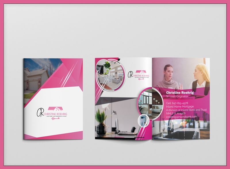 Brochure freemockup mock-up flyer design magazine bifold brochure brochure design booklet design