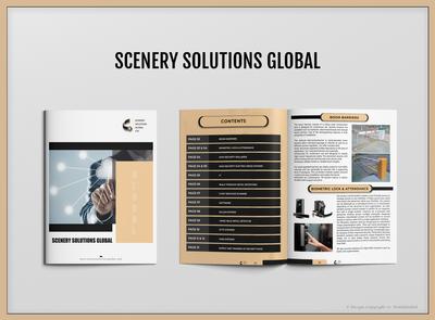 Best Product Brochure Design