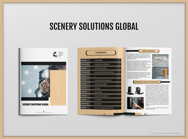 Best Product Brochure Design global-solutions scenery animation icon banner freemockup logo vector branding typography illustration catalog design corporate profesional flyer design bifold brochure magazine brochure design booklet design