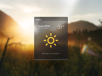 The 1st Weather extension for Photoshop
