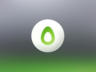Avocode Icon [Yosemite] avocode app icon mac yosemite green