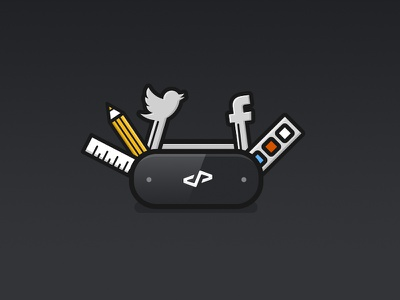 Social Kit Pro 🚀 source twitter facebook templates media social plugin photoshop icon