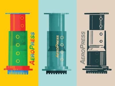 Aeropress Flavor Test