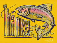 Thankful Fish