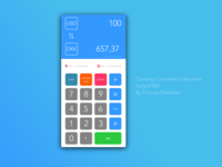 Currency Converter/Calculator