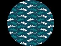 Blue Tuna Pattern