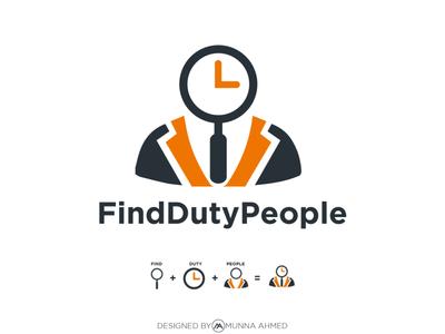 Find Duty People Logo