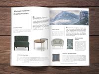 Moder travel furniture magazine