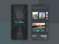 Travel App Re-design