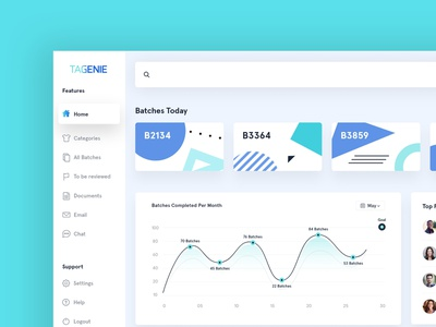 Dashboard UI Design architechture information visual ecommerce interface graphs machine learning dashboard clean design ux ui