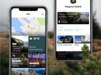 Explore Norway App