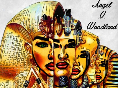 God's & Goddesses godesses gods royalty royal king egyptian sketch queen lady graphic girl design woman digital art painting drawing art