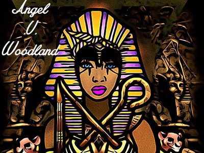 Egyptian Goddess godesses egyptian royalty royal queen sketch lady girl graphic design woman digital art painting drawing art