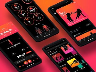 Tona App Snapshots