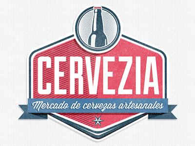 Cervezia beer brew logo carlos garcia carlitoxway