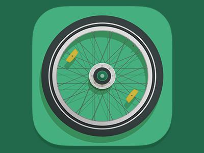 Dublin Bikes dublin bikes bike dublin carlos garcia app icon ios7 carlitoxway