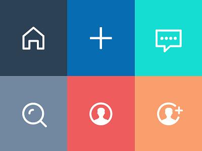 Icon Set icon app ios menubar glyphs