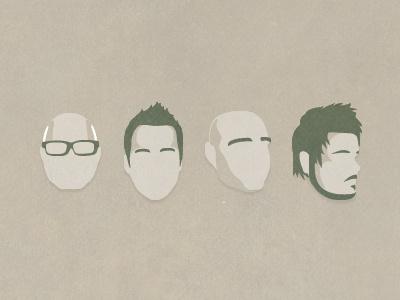 Whitespace Crew illustration icons