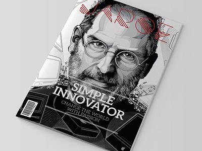 Jaroe Magazine indesign magazine template editorial design design