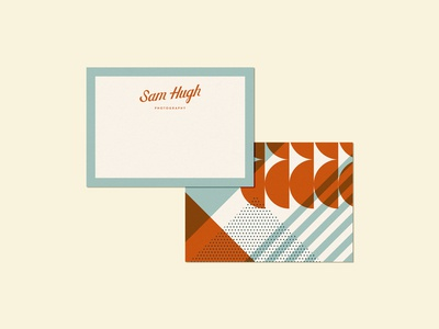 Sam Hugh Photography Notecards